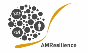 Resilience to antimicrobial resistance Logo